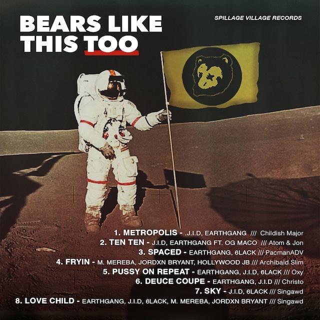 spillage-bears-too-tracklist