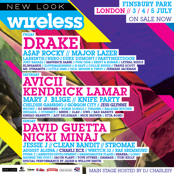 The Wireless Festival 2015
