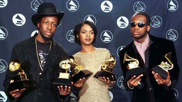Fugees Live At The Apollo