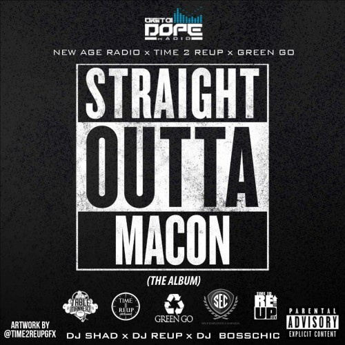 Staight outta macon