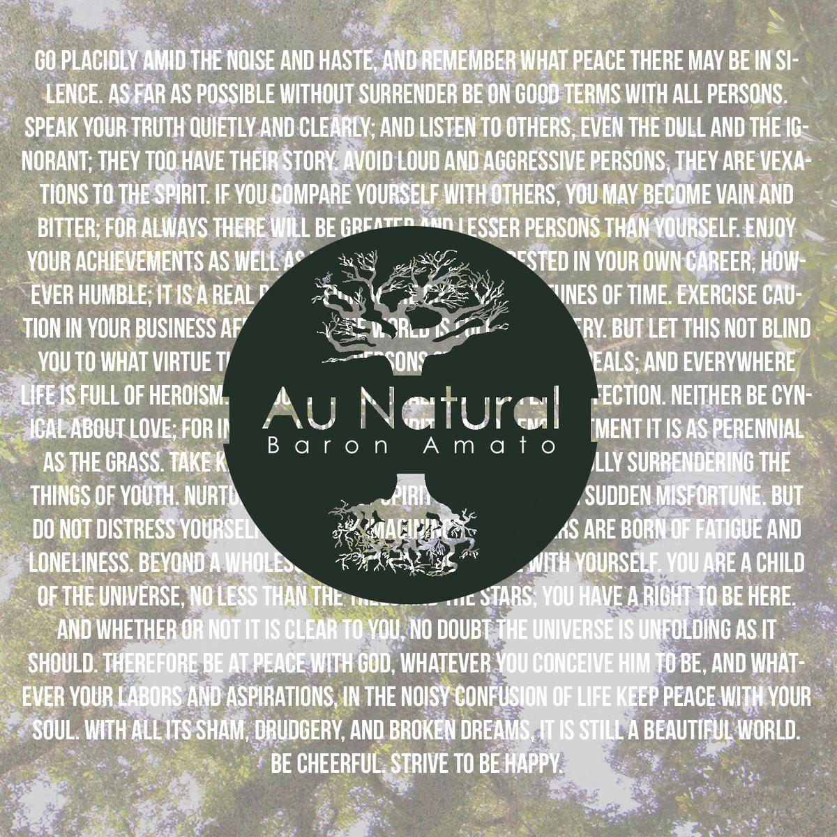 Au Natural
