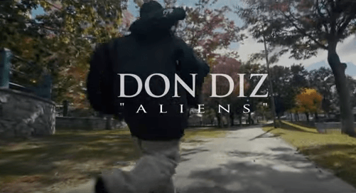 Don Diz Aliens