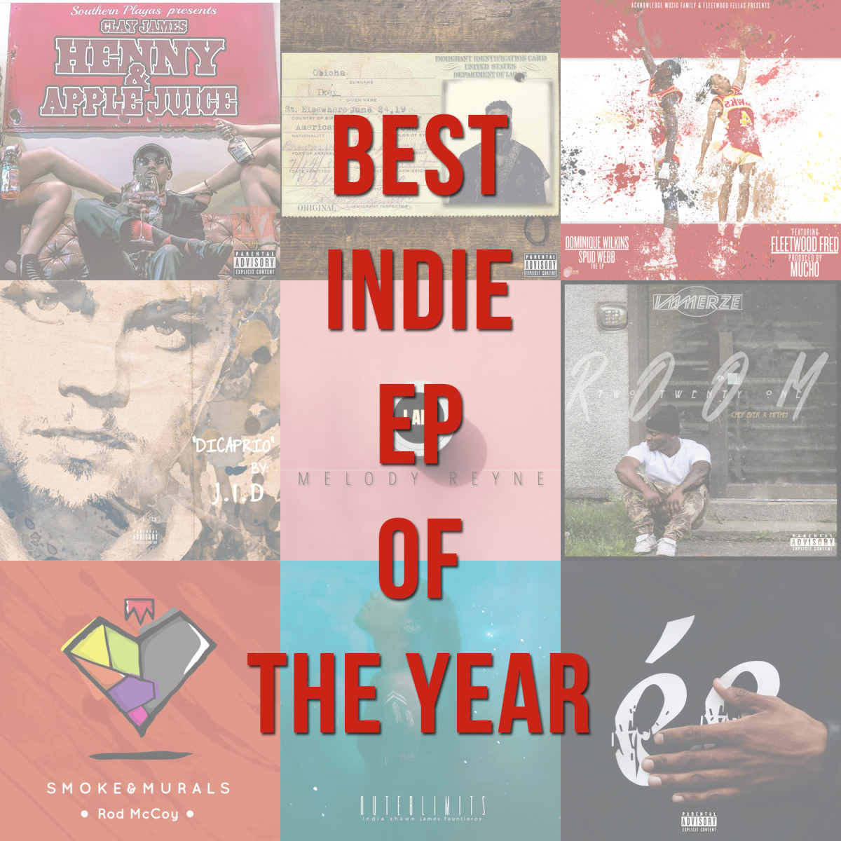 Best Indie EP Of The Year