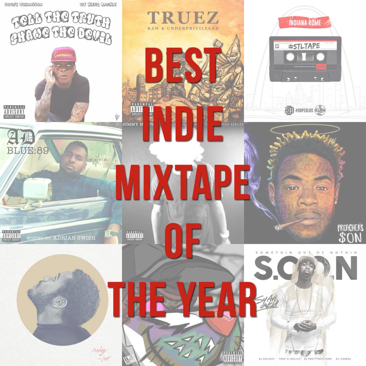 Best Indie Mixtape Of The Year