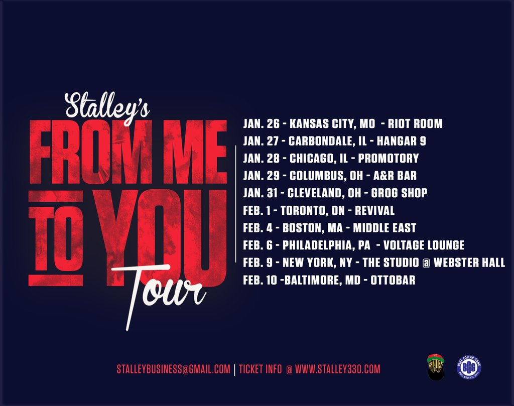 From Me To You Tour