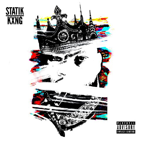 STATIK KXNG Album Cover art