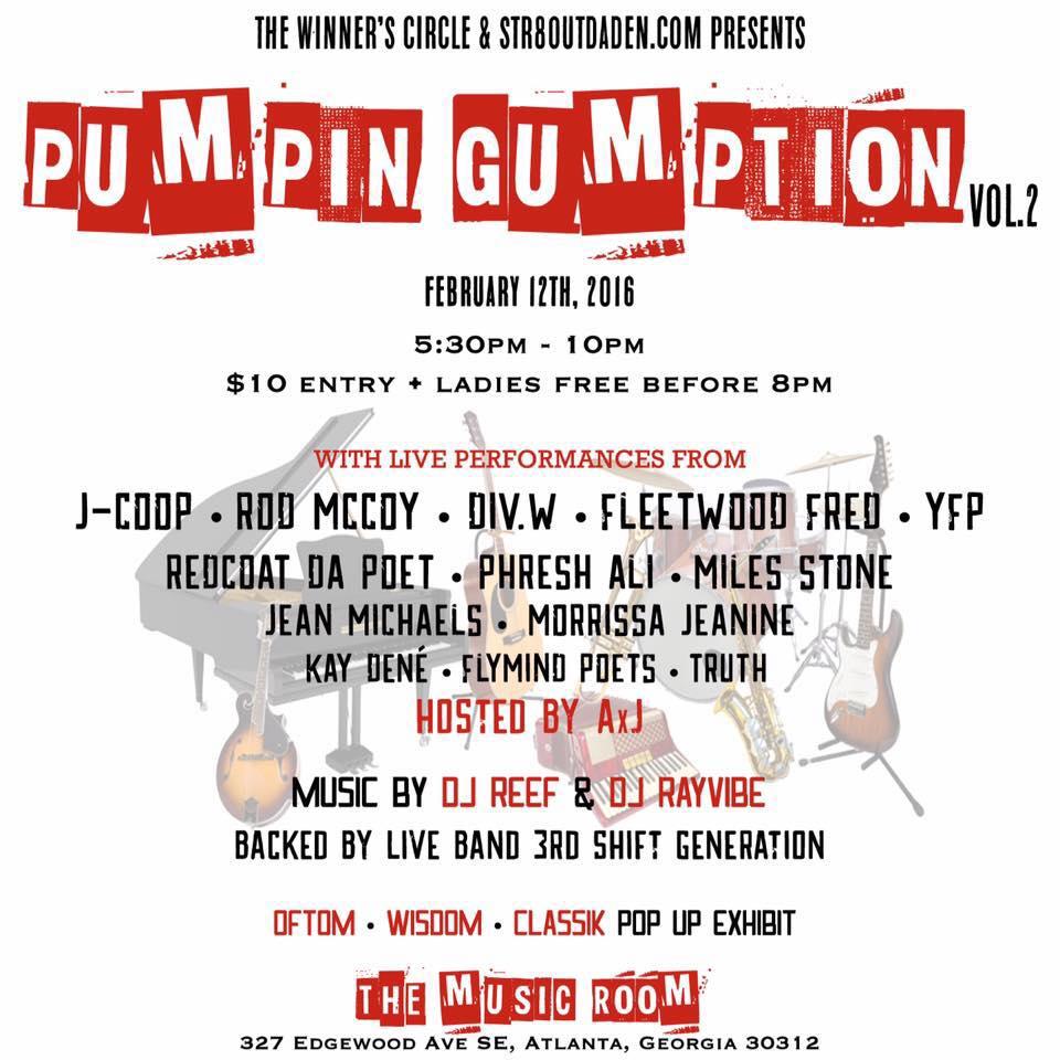 Pumpin Gumption Vol. 2