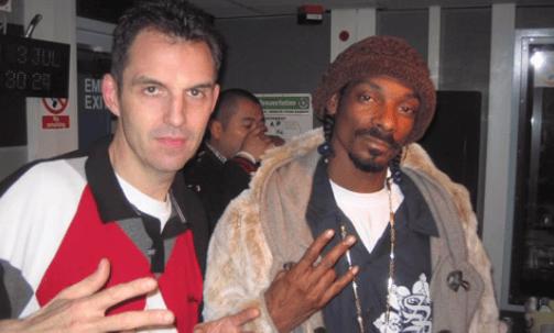 Snoop Dogg Tim Westwood