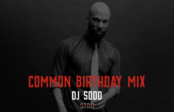 Common Birthday Mix
