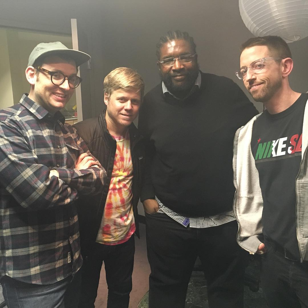 The Champs Questlove
