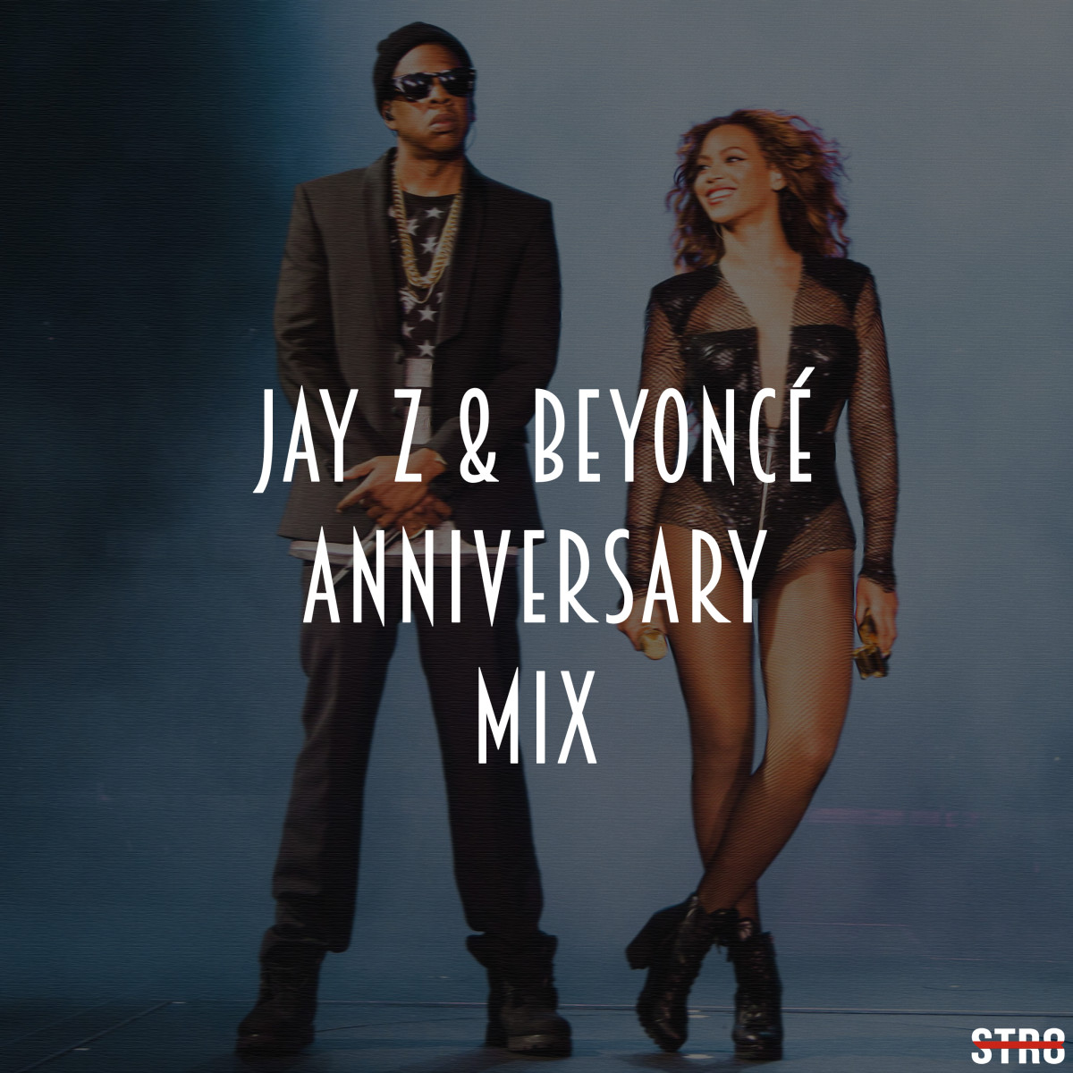 Beyonce and Jay Z anninversary