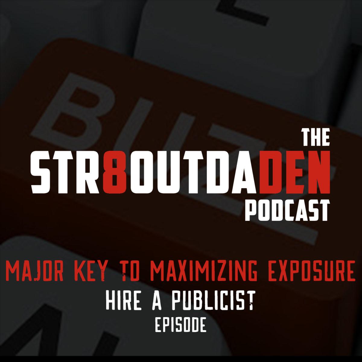 major key to maximizing exposure