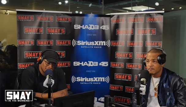 """T.I. Breaks Down """"Dope"""", Talk Working w/ Dr. Dre, """"Roots"""" On Sway"""