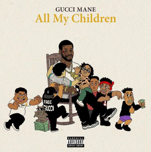 gucci man all my children