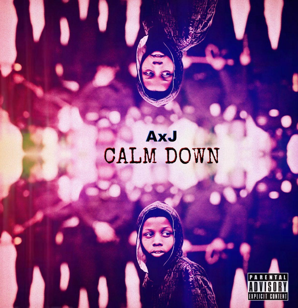 AxJ - Calm Down Cover