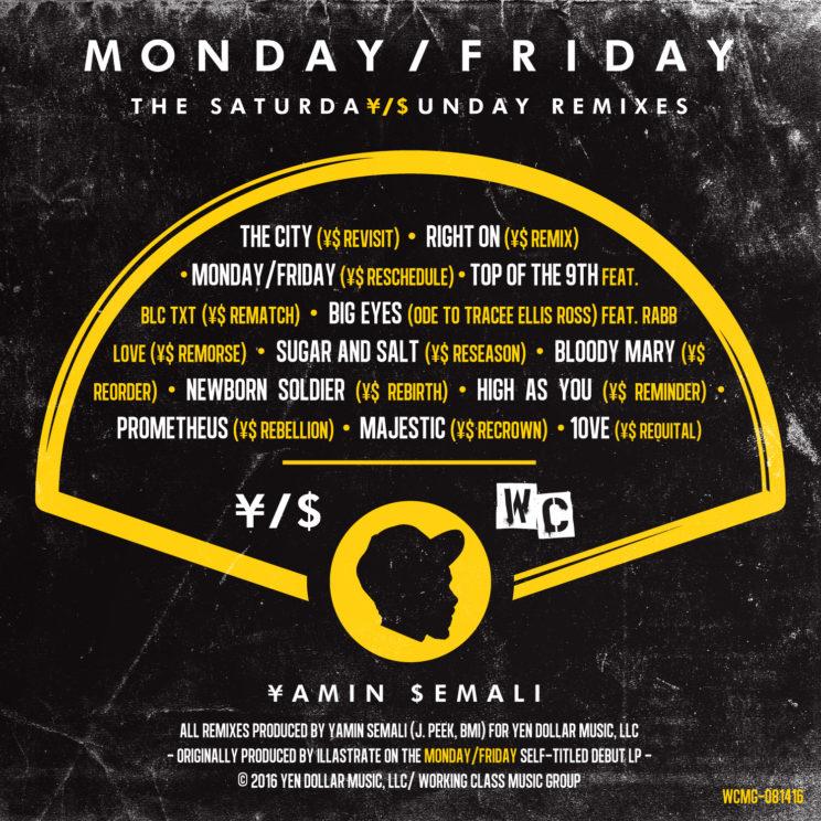 Monza/Friday Remixes