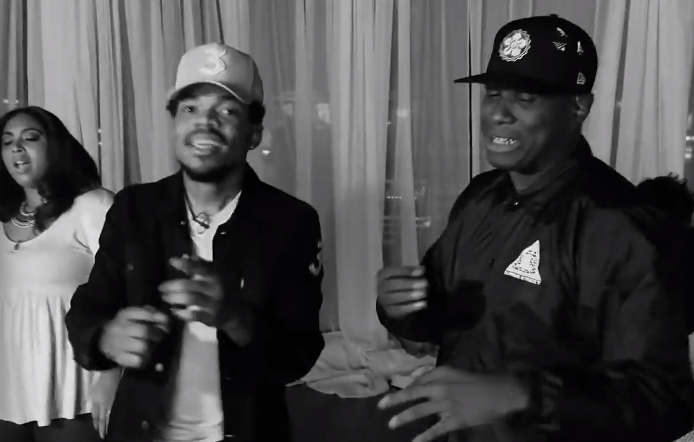 "Chance the Rapper Delivers iPhone Shot ""How Great"" Video w/ Jay Electronica"