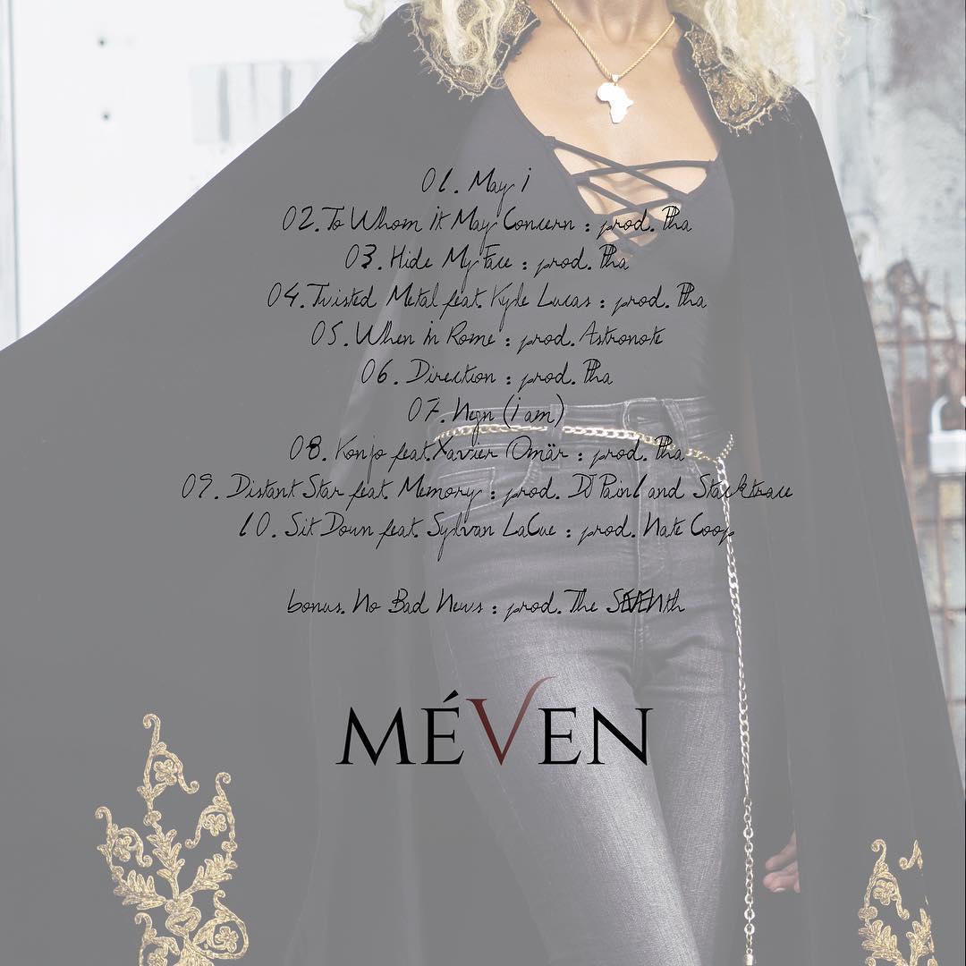 meven-tracklist