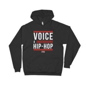 VOICE 4 UNDERGROUND Hoodie