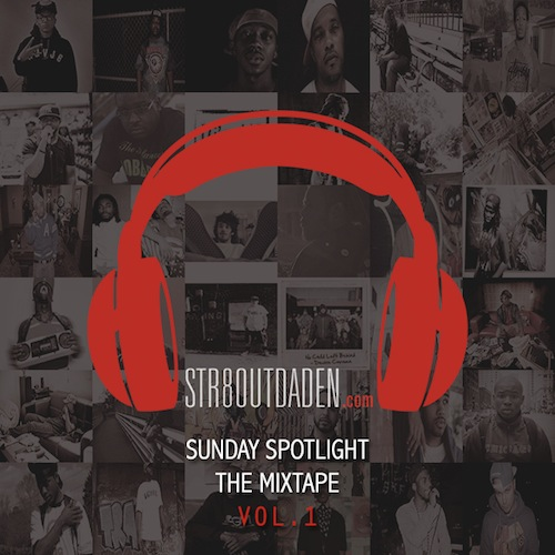 Sunday Spotlight The Mixtape Vol.1 Cover
