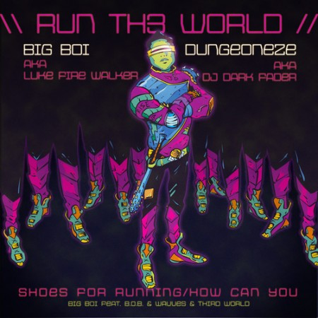 Shoes For Running remix