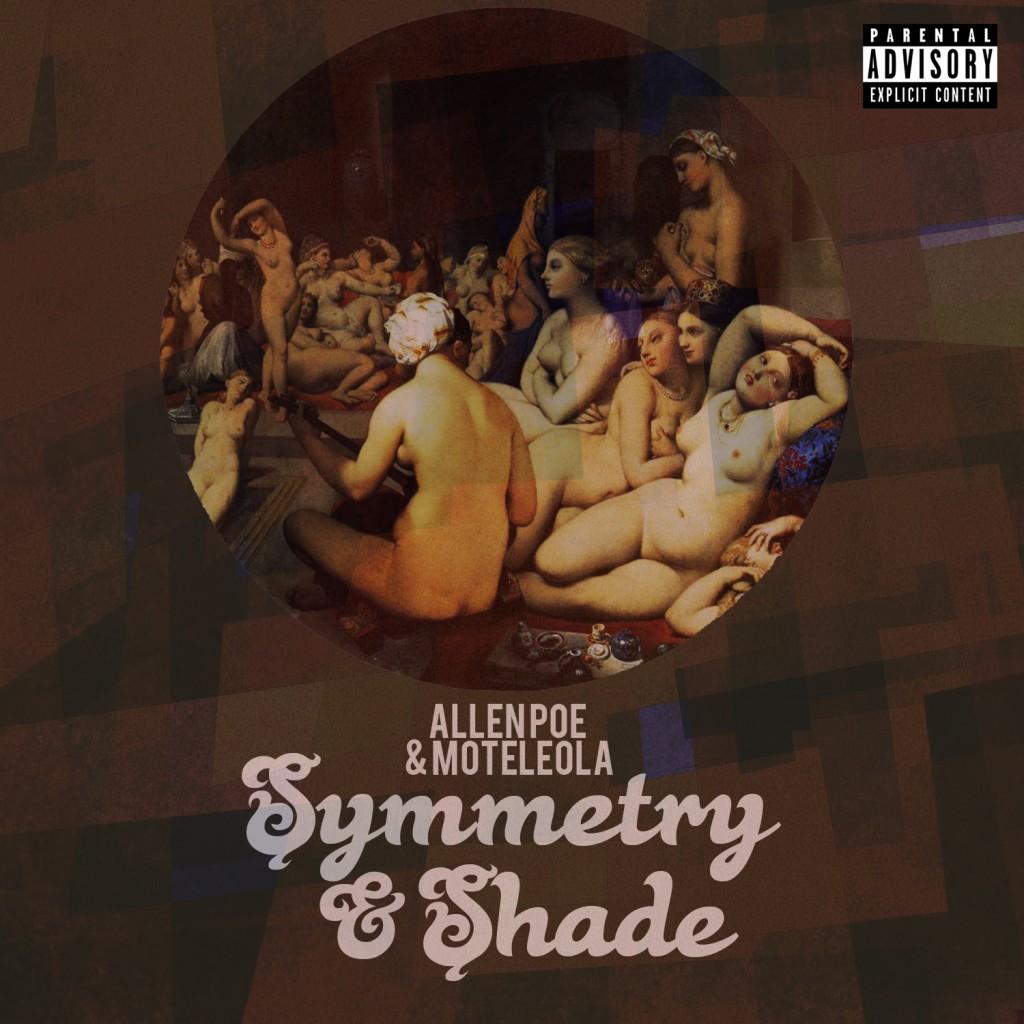 Allen Poe & Moteleola - Symmetry & Shade artwork