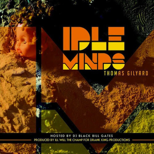 idle minds cover