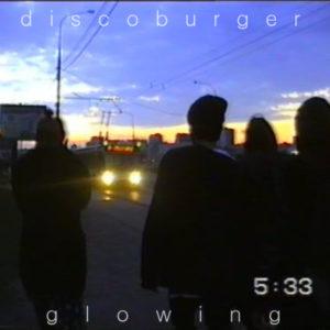 Disco Burger Glowing