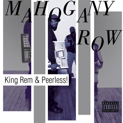 mahogany row
