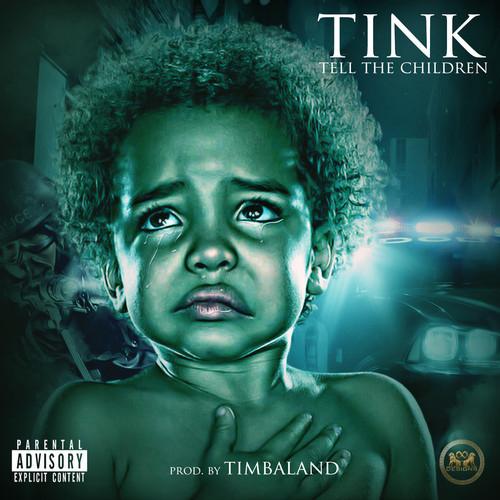 tink-timbaland-children