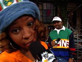 Grand Puba & Mary J Blige Yo! MTV Raps
