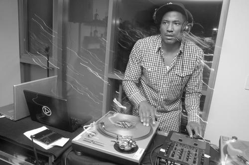 Q-Tip At Turntable